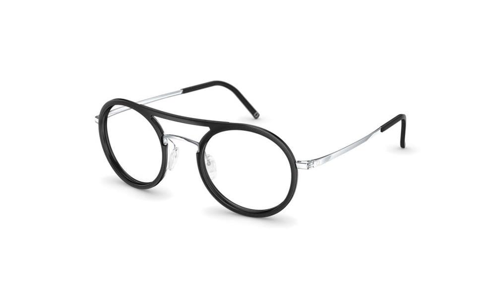 occhiale-neubau-T053-Felix3D-9210-black-coal-eclectic-silver
