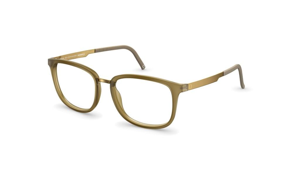 occhiale-neubau-T017-Lukas-5540-olive-matte-boom-brass